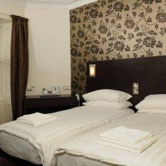 Отель The West End Hotel Великобритания, Эдинбург - отзывы, цены и фото номеров - забронировать отель The West End Hotel онлайн комната для гостей фото 2
