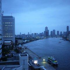 Отель Intercontinental Tokyo Bay Токио балкон