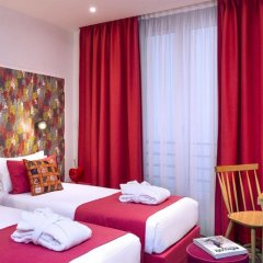 Отель Villa Boheme Париж комната для гостей фото 5