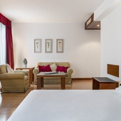 Отель Vincci Ciudad de Salamanca комната для гостей фото 4