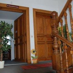Гостевой Дом Pension Leipzig Georgplatz интерьер отеля