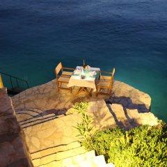 Villa Mahal Турция, Патара - отзывы, цены и фото номеров - забронировать отель Villa Mahal - Adults Only онлайн пляж фото 2