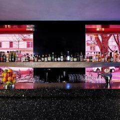 Отель Greulich Design & Lifestyle Hotel Швейцария, Цюрих - отзывы, цены и фото номеров - забронировать отель Greulich Design & Lifestyle Hotel онлайн гостиничный бар