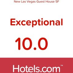 Отель New Las Vegas Guest House 5F парковка