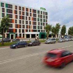 Отель Skyport Обь парковка