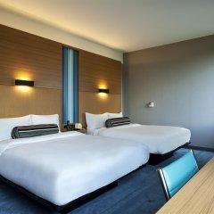 Отель Aloft Chicago OHare США, Розмонт - отзывы, цены и фото номеров - забронировать отель Aloft Chicago OHare онлайн комната для гостей