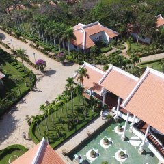 Отель Long Hai Beach Resort балкон