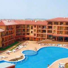 Отель Bulgarienhus Panorama Dreams Свети Влас балкон