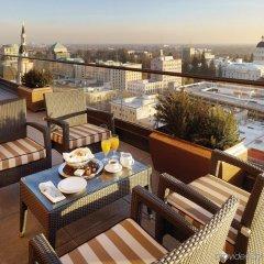 Citizen Hotel, A Joie De Vivre Hotel Сакраменто балкон