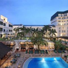 Отель Sofitel Legend Metropole Ханой бассейн фото 2