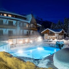 Hotel Sonklarhof Рачинес-Ратскингс бассейн фото 3
