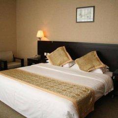Отель Fengzhan Hotel - Beijing Китай, Пекин - отзывы, цены и фото номеров - забронировать отель Fengzhan Hotel - Beijing онлайн комната для гостей фото 5