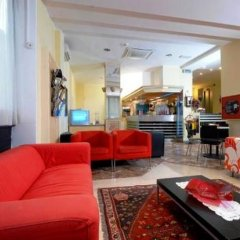 Hotel Villa Del Parco Римини интерьер отеля фото 3
