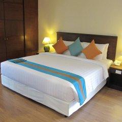 Отель Coconut Village Resort комната для гостей фото 2