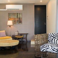 Отель X2 Hua Hin LeBayburi Pranburi Villa интерьер отеля фото 2