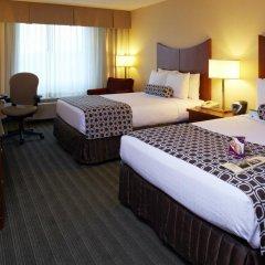 Отель Crowne Plaza Bloomington Msp Airport / Moa Блумингтон комната для гостей фото 5