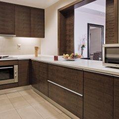 Отель Swissotel Living Al Ghurair Dubai Апартаменты с различными типами кроватей фото 2