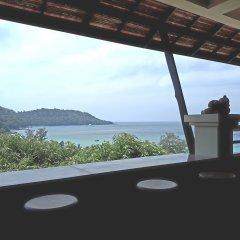 Отель The View Phuket пляж Ката балкон