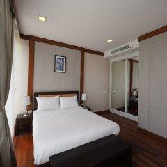 Отель Q Conzept Condominium пляж Ката комната для гостей фото 5