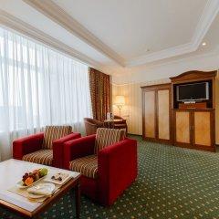 Корстон Роял Отель Казань комната для гостей фото 4