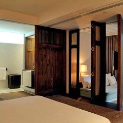 Отель Putahracsa Hua Hin Resort сейф в номере