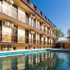 Гостиница Акварель Family бассейн