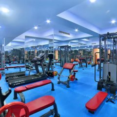 Lady Diana Hotel фитнесс-зал