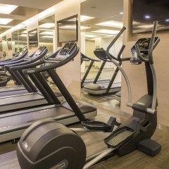 Отель Hyatt Regency Dubai Creek Heights фитнесс-зал