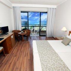 Отель Venus Beach Hotel Кипр, Пафос - 3 отзыва об отеле, цены и фото номеров - забронировать отель Venus Beach Hotel онлайн комната для гостей фото 4