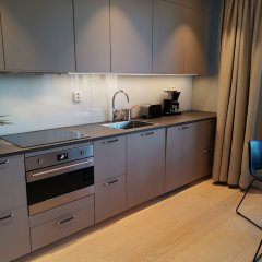 Апартаменты Forenom Apartments Stockholm Johannesgatan в номере
