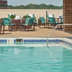 Отель Residence Inn Bethesda Downtown США, Бетесда - отзывы, цены и фото номеров - забронировать отель Residence Inn Bethesda Downtown онлайн бассейн фото 3
