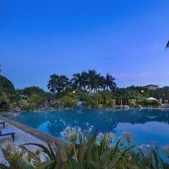 Отель Dongguan Hillview Golf Club пляж