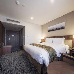 Отель Tmark Grand hotel Myeongdong Южная Корея, Сеул - отзывы, цены и фото номеров - забронировать отель Tmark Grand hotel Myeongdong онлайн комната для гостей