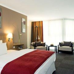 NH Zürich Airport Hotel комната для гостей фото 3