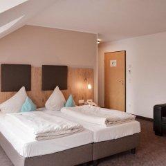 Отель Am Hachinger Bach Германия, Нойбиберг - отзывы, цены и фото номеров - забронировать отель Am Hachinger Bach онлайн комната для гостей фото 5
