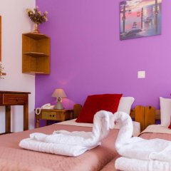Отель Tsambika Sun Парадиси комната для гостей фото 5