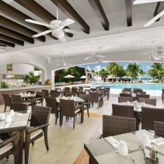 Отель Beachscape Kin Ha Villas & Suites Мексика, Канкун - 2 отзыва об отеле, цены и фото номеров - забронировать отель Beachscape Kin Ha Villas & Suites онлайн питание фото 2
