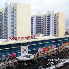 Гостиница Flats-Line в Брянске 1 отзыв об отеле, цены и фото номеров - забронировать гостиницу Flats-Line онлайн Брянск балкон
