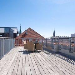 Отель Bright and Modern Apartment With a Rooftop Terrace in the Center of Copenhagen Дания, Копенгаген - отзывы, цены и фото номеров - забронировать отель Bright and Modern Apartment With a Rooftop Terrace in the Center of Copenhagen онлайн фото 5