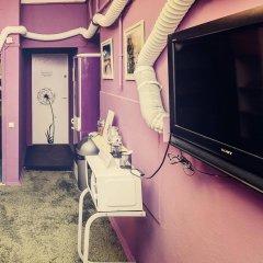 TNT Hostel Moscow комната для гостей