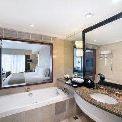 Отель InterContinental Kuala Lumpur Малайзия, Куала-Лумпур - 1 отзыв об отеле, цены и фото номеров - забронировать отель InterContinental Kuala Lumpur онлайн ванная фото 2