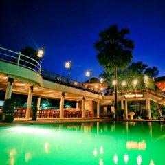 Отель Tanaosri Resort бассейн фото 3