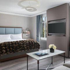Отель The Ritz-Carlton, Hotel de la Paix, Geneva Швейцария, Женева - отзывы, цены и фото номеров - забронировать отель The Ritz-Carlton, Hotel de la Paix, Geneva онлайн комната для гостей фото 5