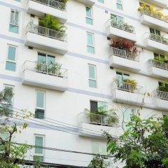 Апартаменты Sabai Sathorn Serviced Apartment Бангкок с домашними животными