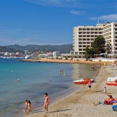 Отель Alua Hawaii Ibiza пляж фото 2