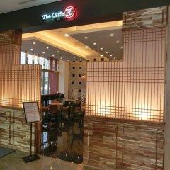Отель Ramada by Wyndham Seoul Dongdaemun Сеул интерьер отеля
