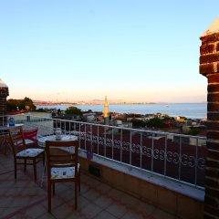 Emine Sultan Hotel балкон