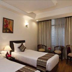 Отель Saptagiri Индия, Нью-Дели - отзывы, цены и фото номеров - забронировать отель Saptagiri онлайн комната для гостей фото 4