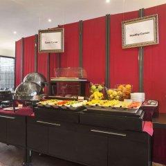 Отель Ramada Brussels Woluwe Брюссель питание