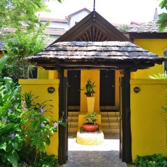 Отель Supatra Hua Hin Resort детские мероприятия